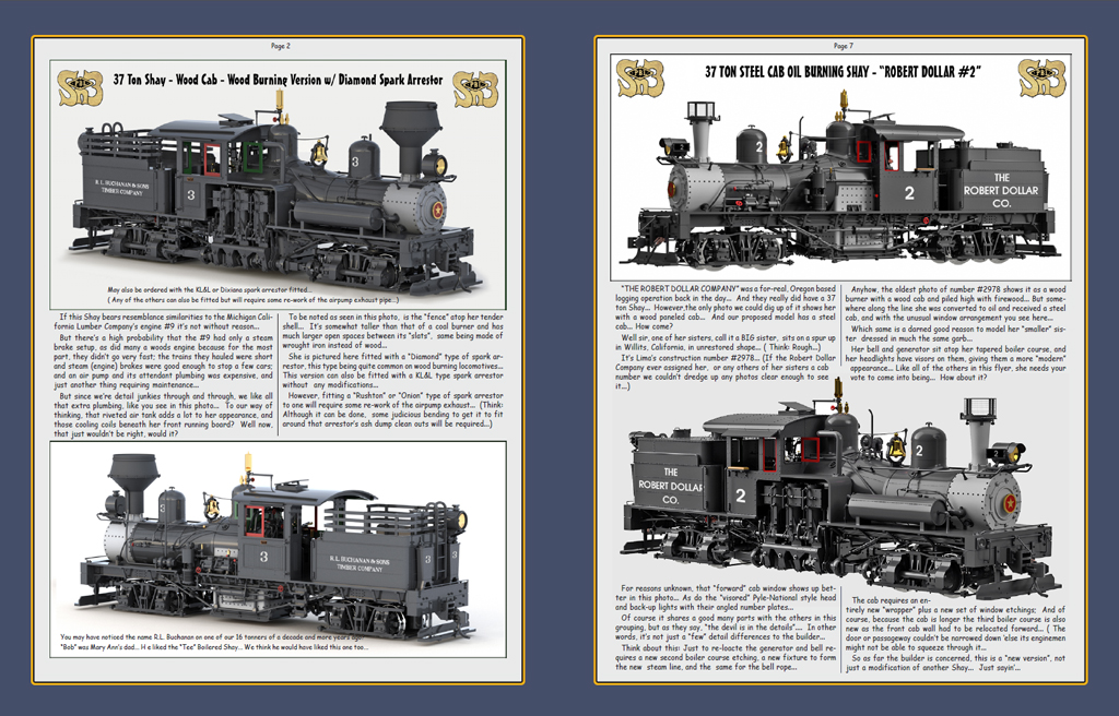 P-B-L - If you're into Fine Scale Railroading, you've found